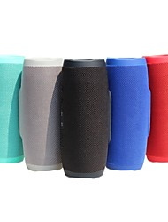 3 Bluetooth 4.0 Haut-parleur portatif Enceinte Vert Noir Bleu de minuit Gris Rouge foncé