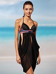 billige -Dame Grime Bikini - Ensfarvet