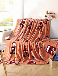 Super doux Britannique Bois/Bambou couvertures