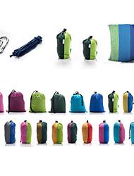 abordables -Hamaca para camping Plegable Nylón para Camping Camping / Senderismo / Cuevas Al Aire Libre