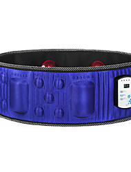 cheap -Electric Vibration Massage Belt Weight Loss Belt With LCD Screen For Body Slimming And Massage