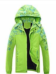 Per donna Tenere al caldo Giacca di pelle Piumini Top per Campeggio e hiking Inverno M L XL XXL