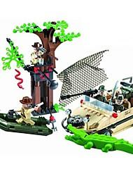 Blocs de Construction Petites Figurines à Construire Voitures de jouet Jouets Automatique Pièces Unisexe Cadeau