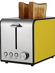 YUMEILE Bread Makers Toaster Kitchen 220V Health Care Light and Convenient Cute Low Noise Power light indicator Lightweight Low vibration