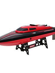 cheap -RC Boat H101 Speedboat ABS 4 Channels KM/H