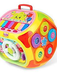 Недорогие -Игрушка с заводом Обучающая игрушка Игрушки Игрушки Пластик Куски Универсальные Подарок
