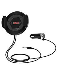 economico -Auto ALD60 V4.0 Con l'altoparlante di musica Trasmettitori FM Lettore MP3