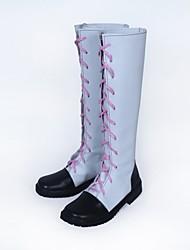 Cosplay Schuhe Cosplay Stiefel RWBY Cosplay Anime Cosplay Schuhe Leder PU - Leder/Polyurethan Leder Kunstleder Unisex Erwachsene