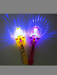 cheap -LED Lighting Magic Stick Light Up Toys Toys Lighting Plastics Children's Pieces