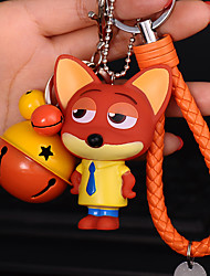 economico -sacchetto / telefono / portachiavi del telefono del giocattolo del fumetto di fascino del keychain pery per iphone 8 7 galassia s8 s7 di samsung