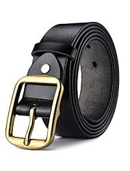 economico -Per uomo Lega Pantaloni Marrone Nero Per il girovita