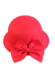 Women's Fashion Big Bowknot  Hat & Hats