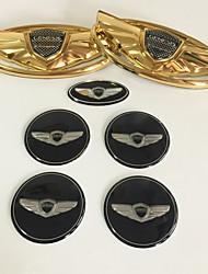 Car Emblem  Automotive Tail Mark Automotive Side Mark General Metal