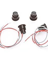 Недорогие -Rc - 36 проводной датчик окна / дверного геркона магнитный контакт сигнализация домашняя безопасность с тремя проводами 1шт