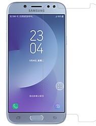 PET Protetor de Tela para Samsung Galaxy J7 (2017) Protetor de Tela Frontal Mate Resistente a Riscos Anti Impressão Digital Ultra Fino