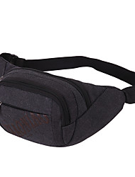 Women Bags Summer Nylon Waist Bag for Outdoor Blue Black Light Green Coffee Khaki