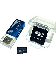 billiga -4GB Micro SD-kort TF-kort minneskort Class6 AntW4-4