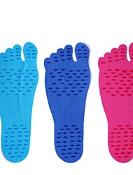 Beach Insoles Anti-skid Shoes Mats Invisible Foot insulation Comfortable Insoles Elastic Beach Insoles