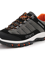 Men's Athletic Shoes Comfort Fall Winter Synthetic Trail Running Shoes Athletic Casual Outdoor Office & Career Work & SafetyLight Brown