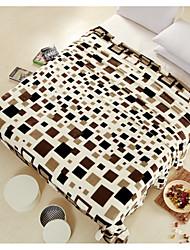 Creative Coral Fleece Flat Sheet