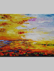 cheap -Big Size Hand Painted Abstract Oil Painting On Canvas Wall Art Pictures For Home Decoration No Frame