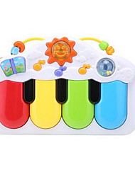 Toy Instruments Fitness Toys Toys Square Piano Musical Instruments Animal Plastics Hard plastic Pieces Kid Unisex Gift