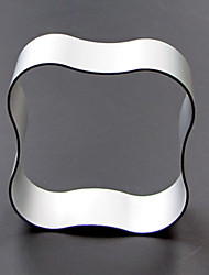 square wave shape of the cookie cake kitchen aluminum mold kitchen