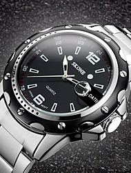 cheap -Watches Men quartz watch Men's sports watches atm clock steel waterproof casual Men's watch Relogio masculino Wrist Watch Cool Watch Unique Watch