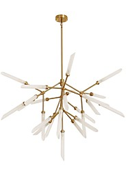 Artistic Chic & Modern Chandelier For Living Room Study Room/Office AC110-240V Bulb Not Included