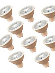 7W MR16 LED Spotlight 6 SMD 3030 580 lm Warm White White 2800-6500 K AC 220 V