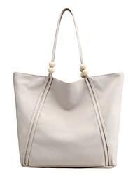 cheap -Women Bags Canvas Shoulder Bag for Casual All Seasons Blue Beige Gray Purple Coffee