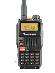 cheap -Quansheng TG-K4AT(UV) Dual Band two way radio5W 128CH FM Portable two way CB ham radio quansheng walkie talkie