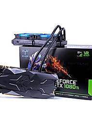 COLORFUL Video Graphics Card GTX1080Ti 1708MHz/11000MHz11GB/352 bit GDDR5