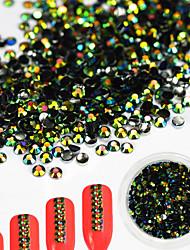Недорогие -1 Украшения для ногтей Компоненты для самостоятельного изготовления 3-D блестит Художественный Роскошь Геометрия Украшенный