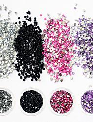 abordables -1 Paillettes Nouveaux Bijoux Bijoux à ongles Produits DIY 3D Glitters Cristal Artistique simple Luxe Géométrique Orné Accessoires