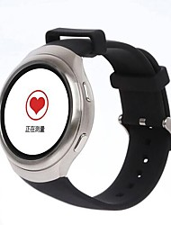 YY X3  Men's Woman Bluetooth SmartWatch Temperature Monitoring for Android APP