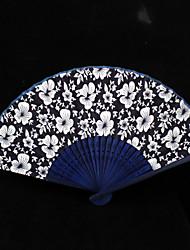 Flower Hand Fan   1 Piece/Set   Hand Fans Wedding