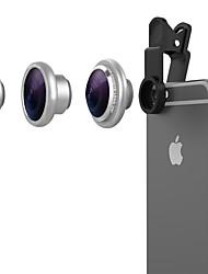 lenti per fotocamera vinsic smartphone 0.4x obiettivo grandangolare lente a macroistruzione 10x obiettivo per occhiali da pesca per ipad