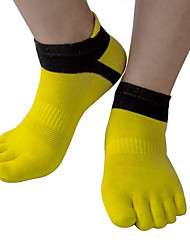 cheap -Toe Socks Unisex Anti-Slip Breathability Lightweight Stretchy for Running/Jogging Outdoor Indoor