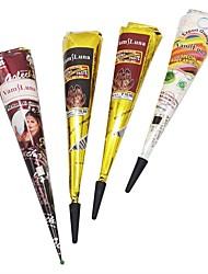 abordables -1 × 30 ml colores de la variedad Las tintas de tatuaje clásicos pigmento del tatuaje Grupo de colores colores de maquillaje