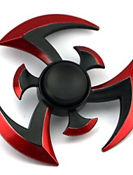 baratos -Fidget Spinner Inspirado por Naruto Sasuke Uchiha Anime Acessórios para Cosplay Liga