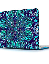 abordables -MacBook Funda para MacBook Air 13 Pulgadas MacBook Air 11 Pulgadas MacBook Pro 13 Pulgadas con Pantalla Retina Mandala TPU Material