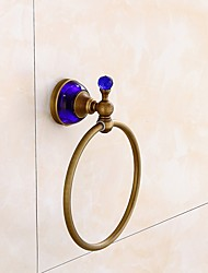 cheap -Towel Ring Contemporary Brass
