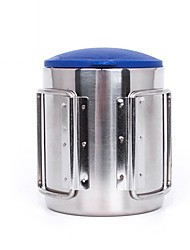 cheap -Cup Coffee and Tea Stainless Steel for Camping / Hiking Picnic