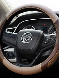 Недорогие -автомобильные крышки рулевого колеса (кожа) для buick envision verano lacrosse excelle 15n на бис excelle hrv