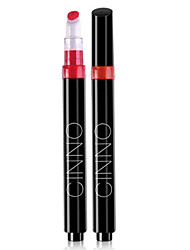 Press Lipstick Matte Velvet Lipstick Push Button Lipstick Durable Lip Cosmetic Balm