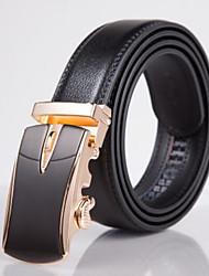 Masculino Escritório/Negócio Outros Liga Cinto para a Cintura Dourado Prata