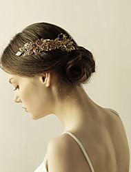 mosaz ze slitiny ze slitiny drahokamu hřebí květiny hřebík elegantní styl