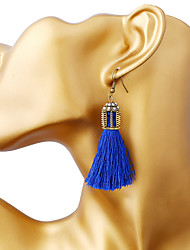Women's Drop Earrings Tassel Fashion Alloy Jewelry For Party