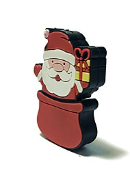cheap -8GB Christmas USB Flash Drive Cartoon Creative Santa Claus Christmas Gift USB 2.0